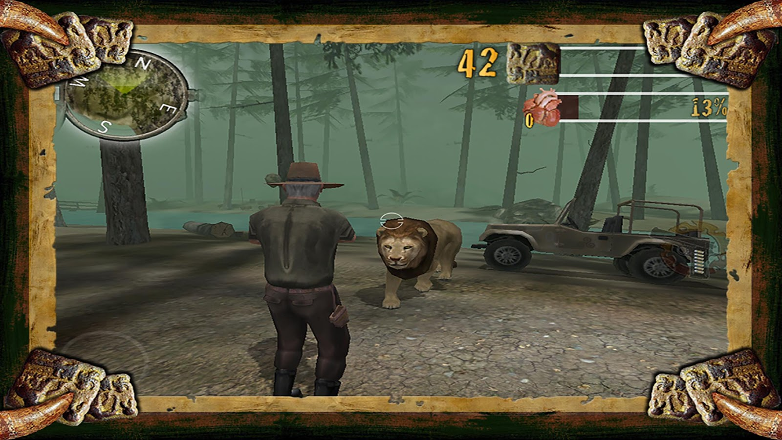 4x4 Safari Unlocked TV- screenshot
