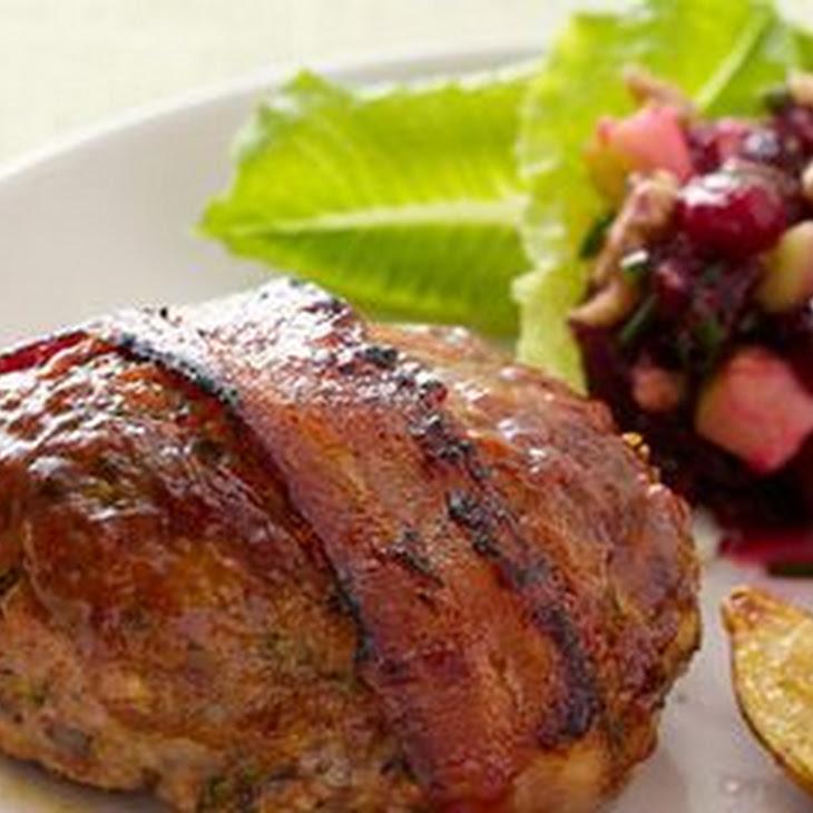 Turkey Couscous Meatloaves Recipe