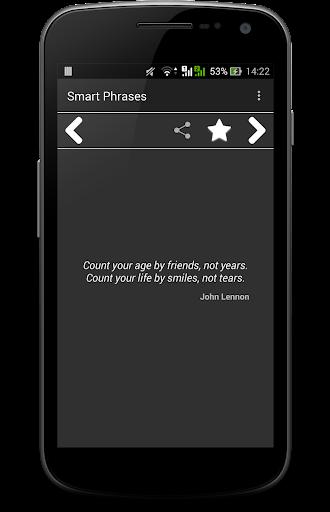 Smart Phrases