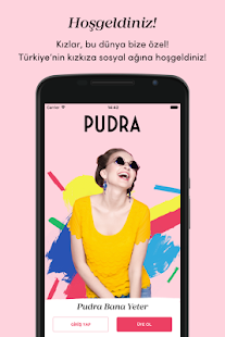 Pudra Screenshot