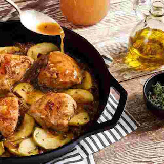 Chicken Breast With Apples Recipes