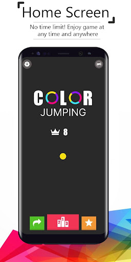 Color Jumping 1.2 screenshots 1