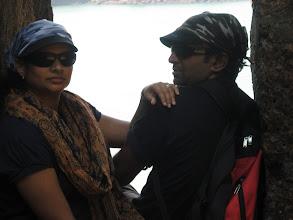 Photo: Sumi and Salil