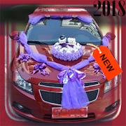Creative Wedding Car Decoration by PRONDROID.INC icon