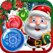 Xmas Bubble Shooter: Christmas Pop Android APK Download Free By Bubble Quest & Free Bubble Pop By Difference Games