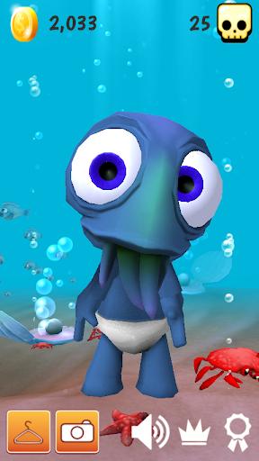 My Pet 3D - Little Cthulhu