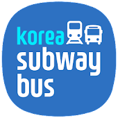 Korea Subway Bus