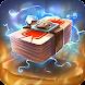 影の甲板:魔法カードと戦うTCG