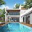 تصميم منزل الأحلام – ألعاب تزيين منزل أحلامي icon