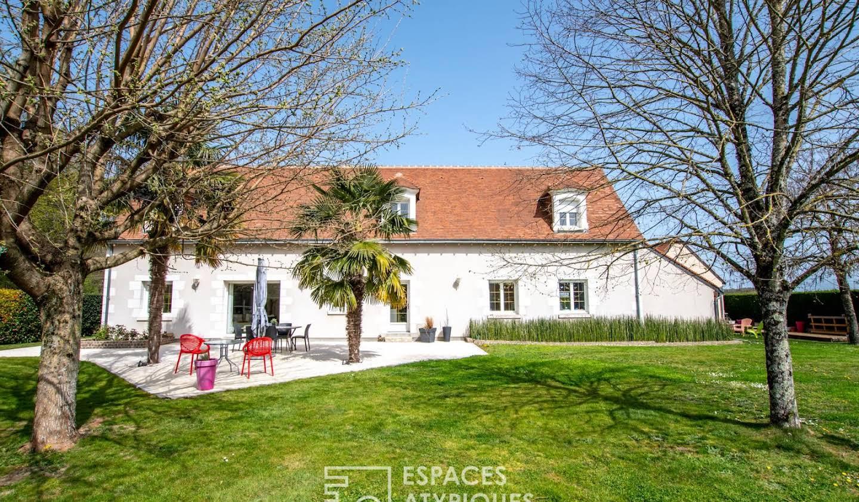 Maison avec terrasse Joue-les-tours