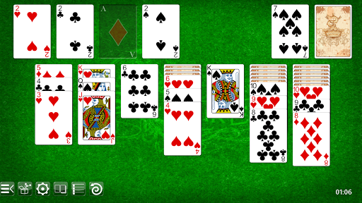 Solitaire Free 5.3 screenshots 6