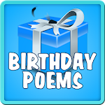 Birthday Poems Greetings Cards Icon