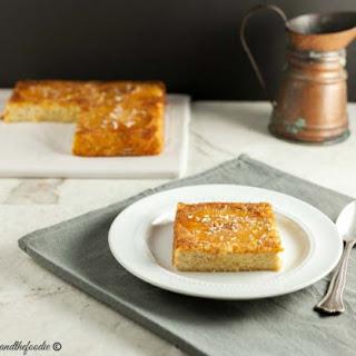 Paleo Pina Colada Upside Down Cake
