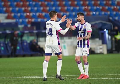 Liga : Valladolid prend la mesure de Getafe