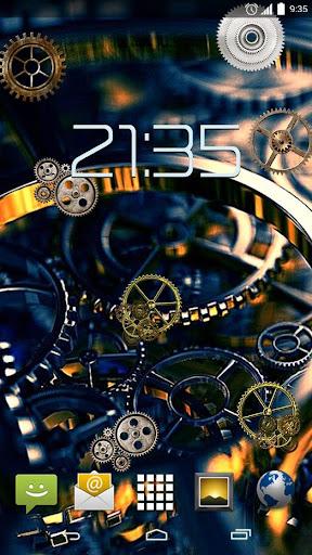 Steampunk 4K Live Wallpaper