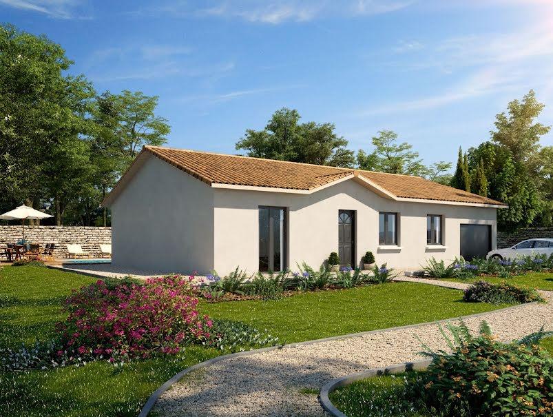 Vente maison 5 pièces 101 m² à Chevroux (01190), 188 900 €