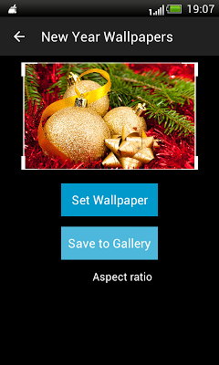 New Year HD Wallpapers - screenshot