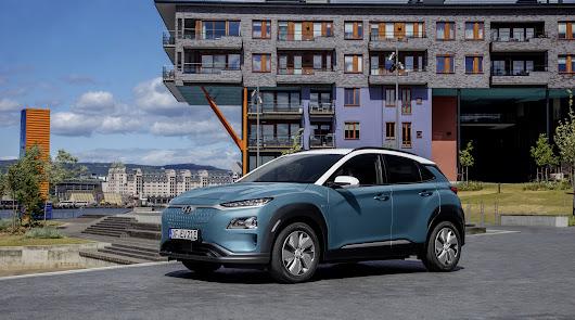 El Hyundai Kona eléctrico ha alcanzado un nuevo récord de ventas