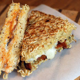 Ramen Grilled Cheese