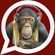 Download Monkey Stickers (WAStickersApps) For PC Windows and Mac