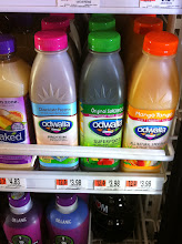 Photo: Not only is Odwalla sponsoring this great Game Day Challenge, but they help quench our athlete's thirst with a great variety of delicious and nutritious juices.