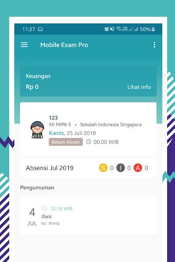 Mobile Exam PRO screenshots 1