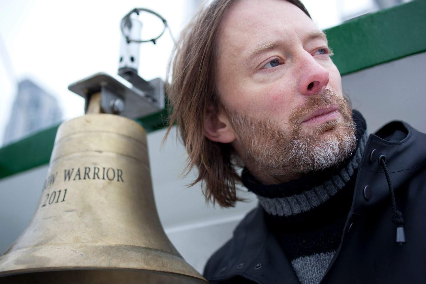 湯姆約克 Thom Yorke