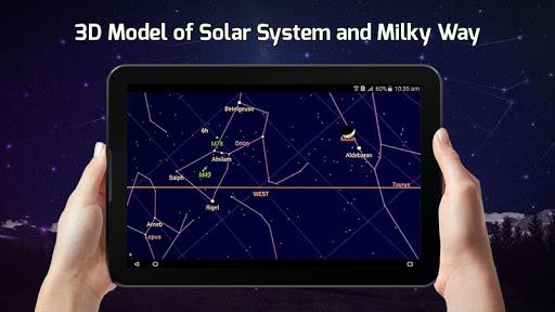 Star Map & Constellations Finder : Sky Map 3D 1.0.1 screenshots 1