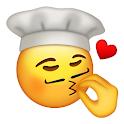 *Chef's Kiss* icon