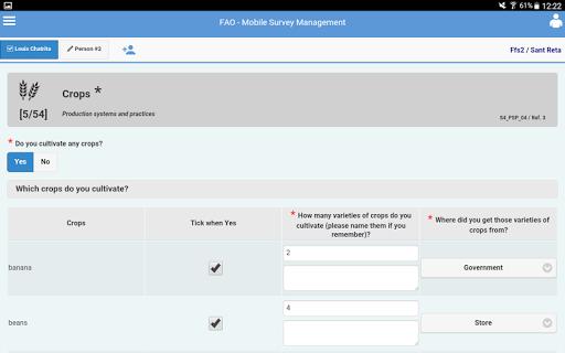 FAO-SHARP screenshot 10