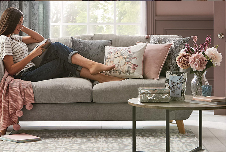 Discover our new Wonderland home collection