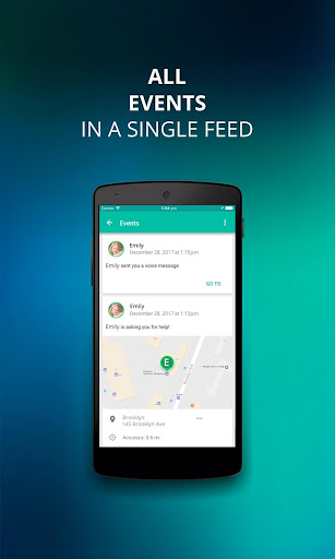 Family GPS Locator Wokka Lokka: GPS-watch & Phone 2.4.9 screenshots 4
