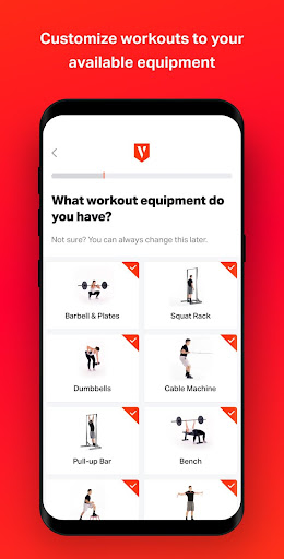 Volt: Gym & Home Workout Plans 1.79.0 screenshots 3