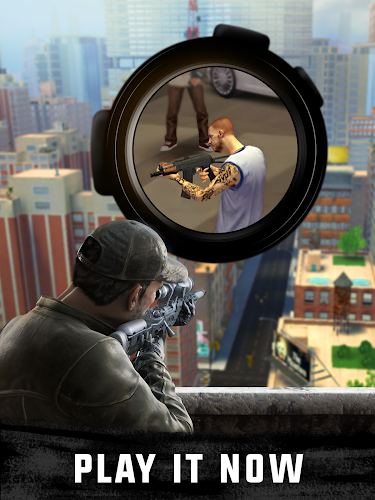 Sniper 3D Assassin: Free Games - Screenshot
