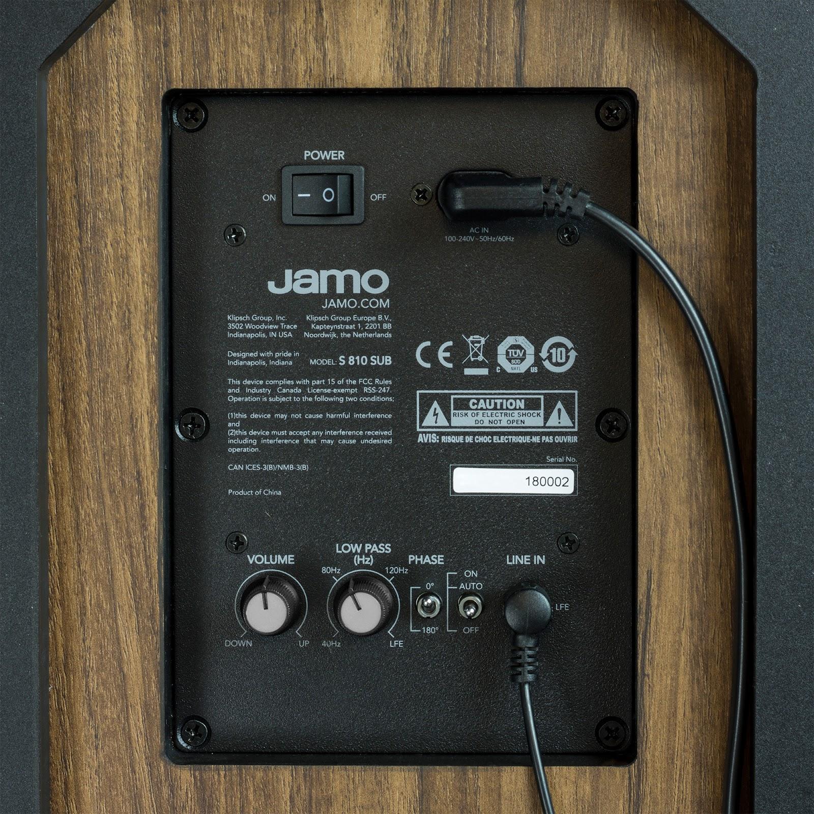 Bộ 5.1 Amply Denon X1600H + Loa Jamo S809 HCS, Sub Jamo S810 - 11