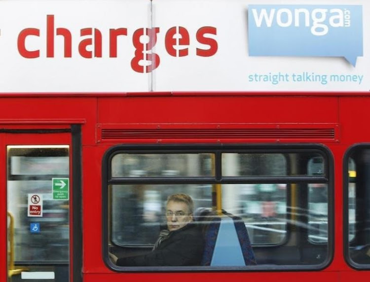 Wonga has struggled to shake its loan shark image. Picture: REUTERS