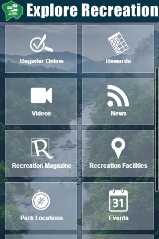 android Roanoke County Parks Screenshot 0