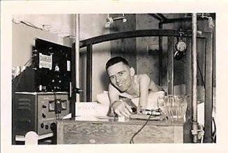 Photo: W7LCM in 1940s