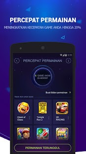 DU Speed Booster (Pembersih) Screenshot