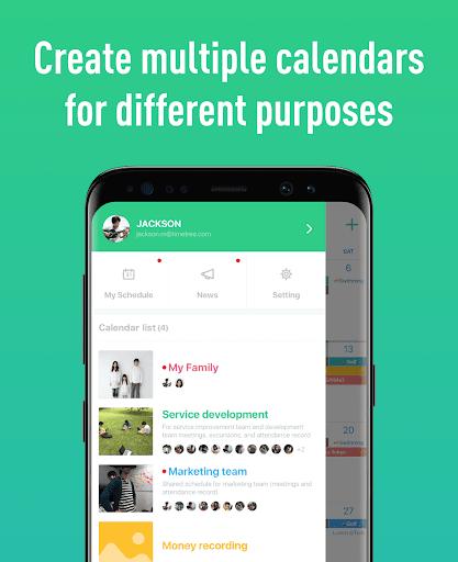 TimeTree - Free Shared Calendar for PC
