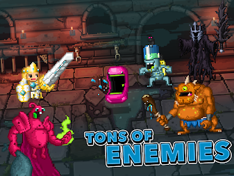 Bit Heroes APK screenshot thumbnail 15