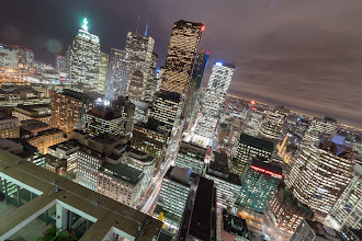 Photo: Sweet penthouse suite.  ISO: 250 Shutter: 20 Seconds Aperture: F/8-ish Camera: Canon 5D MK II Lens: Rokinon 14mm F/2.8 #toronto  #rooftopping #urbex #urbanexploration