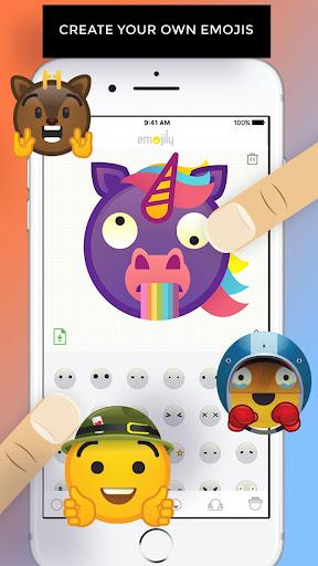 Emojily - Create Your Emoji 1.0 screenshots 1