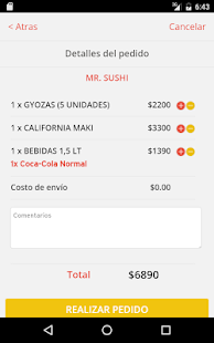 Míster Sushi- screenshot thumbnail