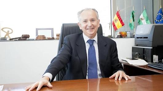 Luis Columna tomará posesión el 22 de abril en la sede del TSJA en Granada
