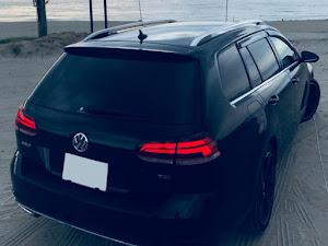 ゴルフ ヴァリアント ゴルフヴァリアント7のカスタム事例画像 VW 8000さんの2018年08月15日17:56の投稿
