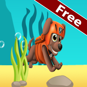 Paw Puppy on Patrol:Underwater for PC and MAC