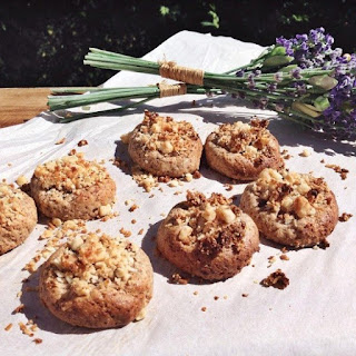Gluten-free Sugar-free Peanut Butter Cookies.
