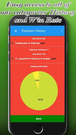 SecBet Mobile Betting Tipster screenshot