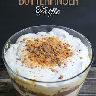 Butterfinger Trifle (aka Dreamy Dessert).